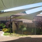 aged care shade sails