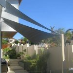 home bbq area shade sails Perth