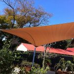 home garden shade sails