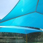 pool shade structure