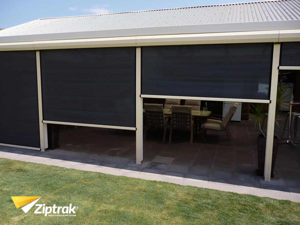 Outdoor blinds perth outdoor cafepatio alfresco and ziptrak blinds ziptrak blinds connect your indoor and outdoor environments into one harmonious space solutioingenieria Gallery