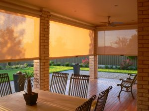 Outdoor Blinds Perth for an Alfresco area